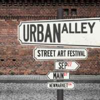 Urban Alley Street Art Festival 2015